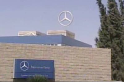 EGA mercedes Benz Factory